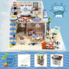 Sea Theme Doll House